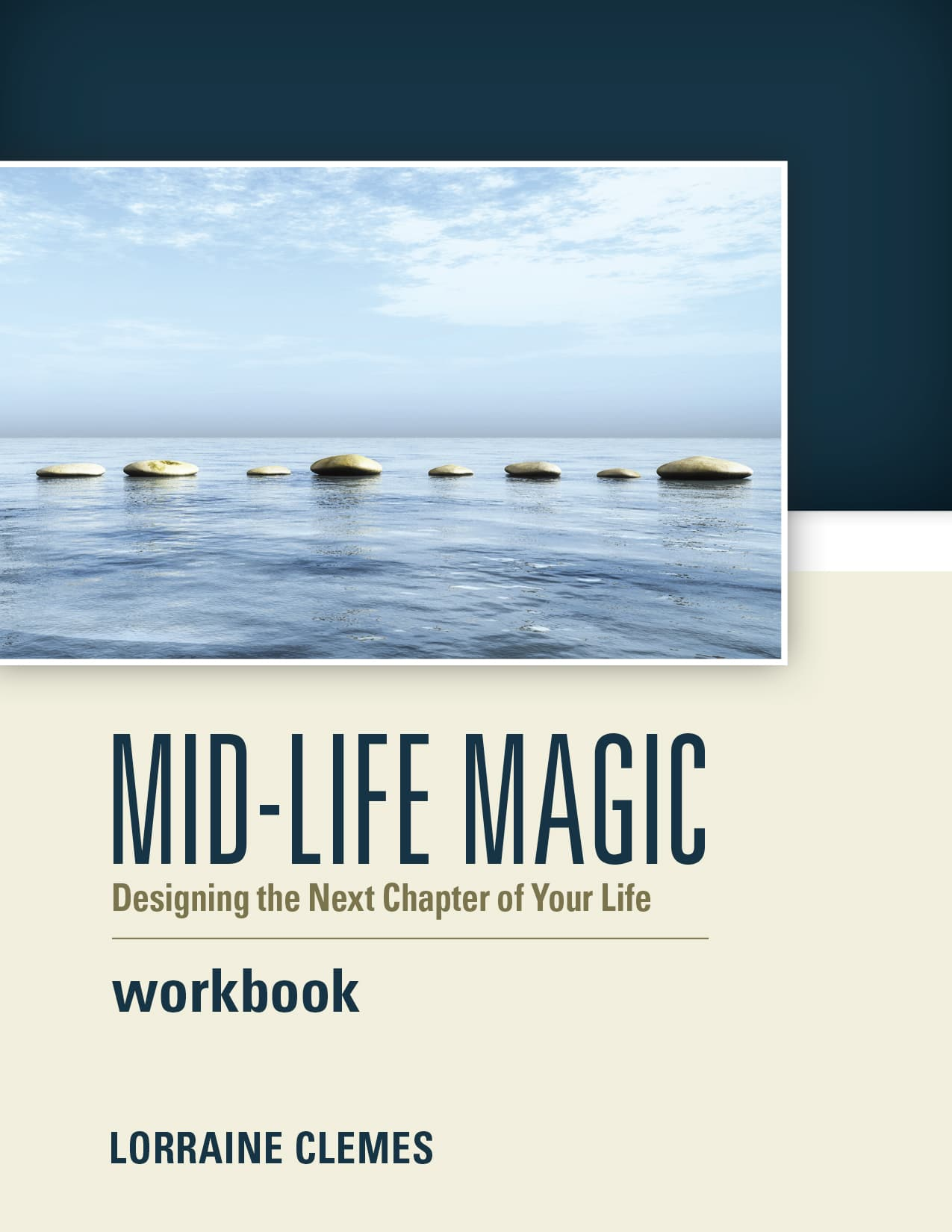 Mid-life Magic Workbook cover